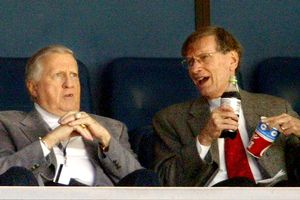 George Steinbrenner and Bud Selig